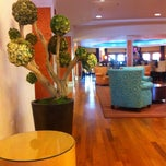 Photo taken at Hotel Indigo by Juliana R. on 7/10/2011