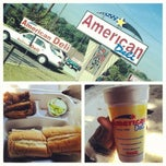 Photo taken at American Deli by ❌ ⭕. on 10/11/2012