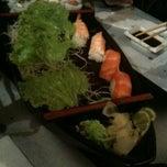 Photo taken at Otousan Japanese Cuisine by Rodrigo F. on 1/20/2013