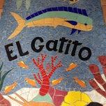 Photo taken at El Gatito by Katherine.  🌸🎶 on 7/17/2014