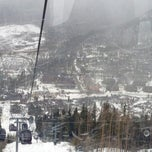 Photo taken at River Run Gondola, Keystone Resort by Molly B. on 3/17/2013
