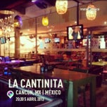 "Photo taken at La Cantinita by Luis ""Beto"" V. on 4/6/2013"