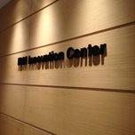 Photo taken at IBM イノベーション・センター by Hikaru M. on 10/19/2012
