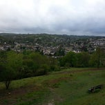 Photo taken at Nailsworth Town by Jaco B. on 5/9/2013