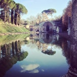Photo taken at Villa Adriana by Francesco F. on 3/3/2013