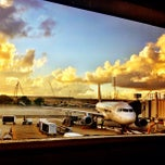Photo taken at Fort Lauderdale-Hollywood International Airport (FLL) by Ellis Z. on 8/8/2013