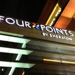 Photo taken at Four Points by Sheraton Guangzhou, Dongpu by Bird ห. on 8/8/2013