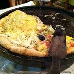 Photo taken at Querência Pizzaria by Zek L. on 11/3/2012