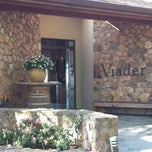 Photo taken at Viader Vineyards by PersonalTraining S. on 1/25/2014