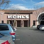 Photo taken at Kohl's by Sandra F. on 12/30/2012