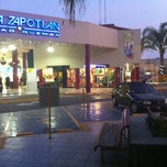 Photo taken at Plaza Zapotlan by Luis Edwardo V. on 5/30/2013