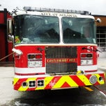 Photo taken at Atlanta Fire Station #1 by Patrice H. on 8/20/2013