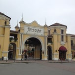 Photo taken at Fidenza Village- Chic Outlet Shopping by Stefano D. on 11/18/2012