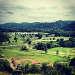 Photo taken at Barboursville Park by Mike M. on 9/15/2013