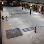 Photo taken at The Rink (เดอะ ริ้ง) by KUGENUMAN on 10/8/2013
