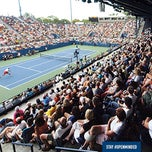 Photo taken at Grandstand - USTA Billie Jean King National Tennis Center by US Open Tennis Championships on 8/2/2013
