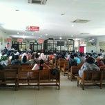 Photo taken at Samsat Klaten by Adjie E. on 10/6/2012