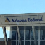 Photo taken at Arizona Federal Credit Union by Rob M. on 8/27/2014