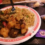 Photo taken at Panda Express by Haeyoon C. on 4/13/2013