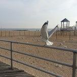 Photo taken at Brighton Boardwalk E by Olga S. on 12/16/2014
