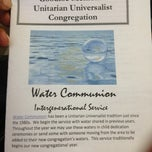 Photo taken at Goodloe Memorial Unitarian Universalist Congregation by 🌟Chelle 🌟 C. on 9/8/2013