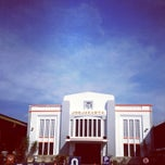Photo taken at Stasiun Yogyakarta Tugu by Agus L. on 5/9/2013