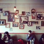 Photo taken at Wise Sons Jewish Delicatessen by Omid S. on 3/31/2013