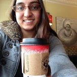 Photo taken at Einstein Brothers by Grace R. on 1/10/2014