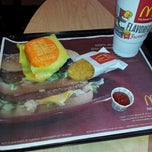 Photo taken at McDonald's by Meee M. on 2/16/2013