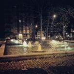 Photo taken at Piazza Tirana by Alessandro S. on 1/16/2013