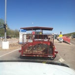 Photo taken at Los Reales Landfill by Staci M. on 4/13/2013