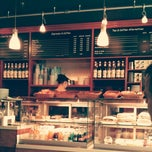 Photo taken at Caffè Belmondo by Maria K. on 5/10/2013