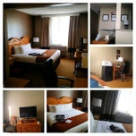Photo taken at Comfort Suites by Brian J. on 7/26/2014