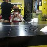 Photo taken at Iona's Kit Cut Salon by Rodney Edward C. on 6/15/2013