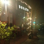 Photo taken at Donato Enoteca Restaurant by Princess Susannah G. on 12/23/2012