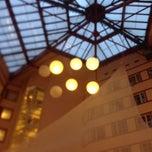 Photo taken at Scandic Star Hotel by Christina J. on 11/6/2014