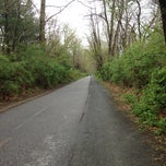 Photo taken at Capital Crescent Trail - Bethesda by Steph R. on 4/12/2013