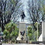 Photo taken at Plaza San Justo by Tanito D. on 4/30/2013