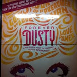 Photo taken at Forever Dusty the Musical at New World Stages by Roy E. on 1/3/2013