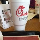 Photo taken at Chick-fil-A by Brandy M. on 1/8/2013