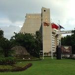 Photo taken at 南海酒店 Nanhai Hotel Shenzhen by sube p. on 9/13/2013