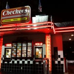 Photo taken at Checkers by Bobby B. on 1/10/2014