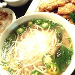 Photo taken at Pho Golden by Marjuri P. on 3/1/2014