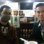 Photo taken at Tim Hortons by Imraan M. on 10/21/2012