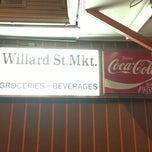 Photo taken at Willard Street Market by Jake B. on 2/23/2013