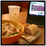Photo taken at Panera Bread by Jessica R. on 9/24/2012