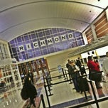 Photo taken at Richmond International Airport (RIC) by Mike S. on 12/28/2012