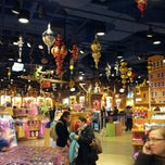 Photo taken at Disney Store by Mauricio V. on 1/3/2013