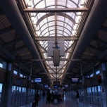 Photo taken at JFK AirTrain - Jamaica Station by Susan C. on 3/2/2013