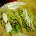 Photo taken at Peeples Taco by Morris Mo. P W. on 10/21/2012